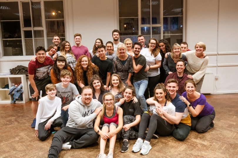 The high-energy local performance group produce six to eight full scale musicals a year