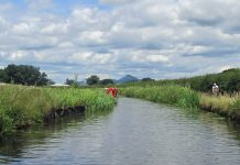 Could you help to restore the Montgomery Canal by volunteering?
