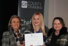 Jay Jamilla Falconer completed a Level 2 Childcare apprenticeship with County Training