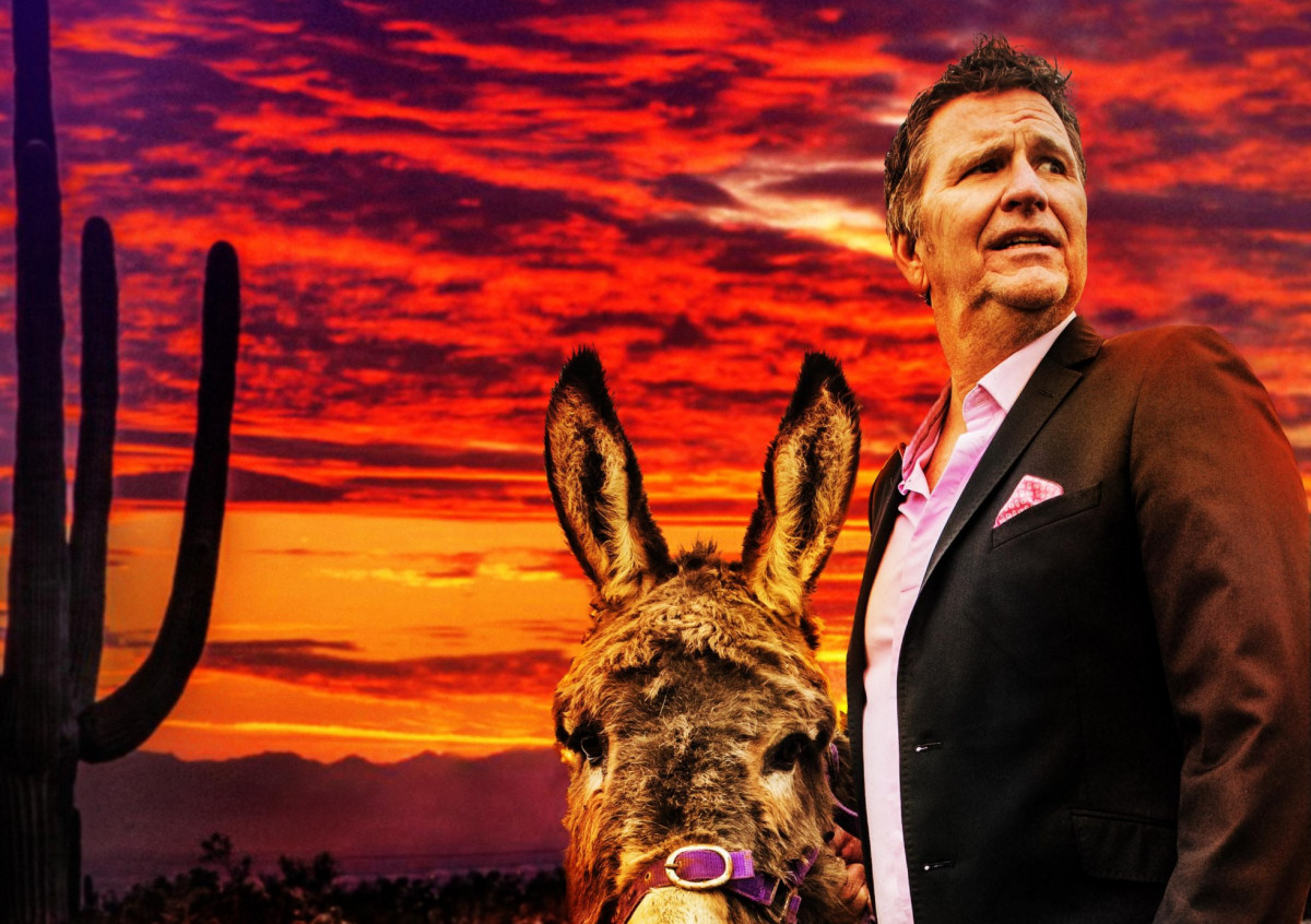 Stewart Francis is heading to Telford as part of his last ever tour