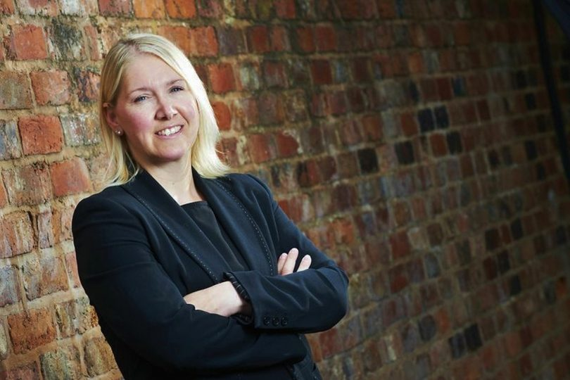 Sally Morris partner and head of the Employment team at Telford and Ludlow law firm mfg Solicitors