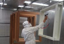 Morris Joinery has extended its purpose-built spray booth for its fully finished decoration service