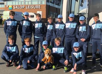 The group of under 13s raised around £3,000 for Sport4kids