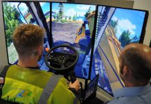 The 'Careers In Construction' event, to help address a skills shortage in the industry