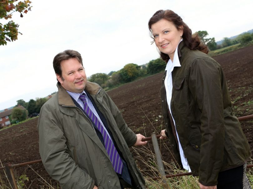 Iain Morrison and Helen Gough, mfg Solicitors