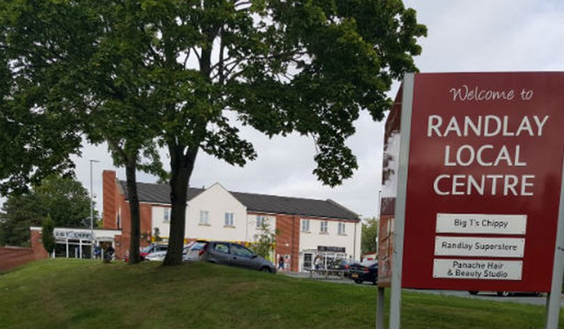 In Randlay, the council will continue to work with private landowners in the centre to support its completion. Photo: Telford & Wrekin Council