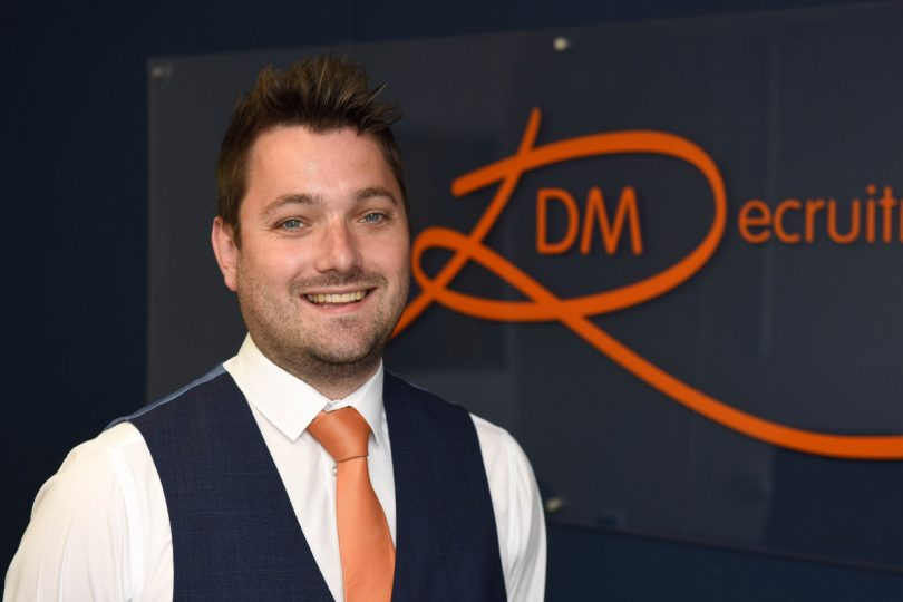 Stuart Danks, DM Recruitment Director