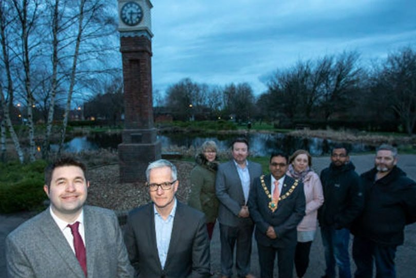 The grant is part of a series of one-off investments by the Council totalling £3.6m. Photo: Telford & Wrekin Council