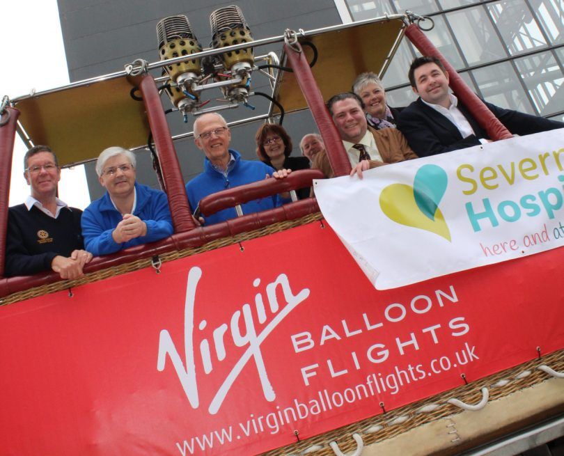 Telford's popular Balloon Fiesta returns on 11 & 12 May