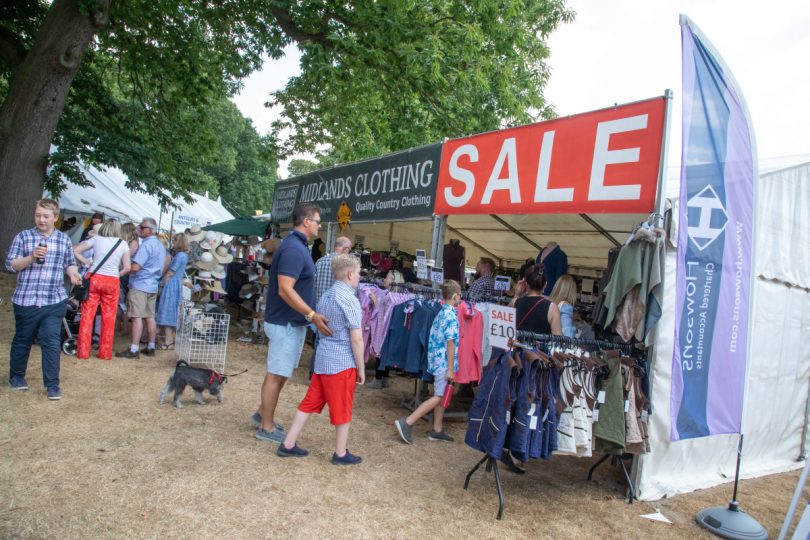 Trade Stands For Sale : Trade stands the royal cheshire county show