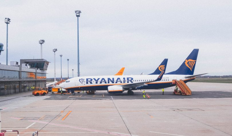 The ASP has links with many major airlines, including Ryanair