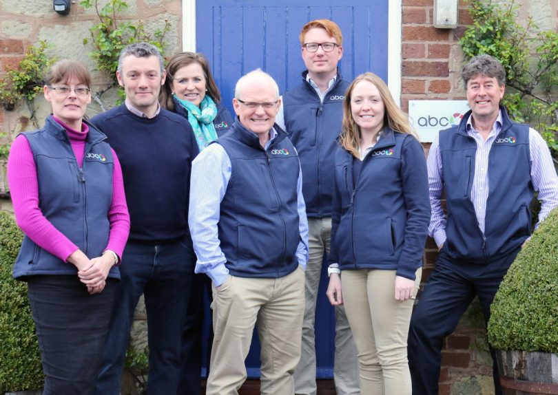 The team from Agribusiness Communications are scaling three iconic Shropshire peaks for charity