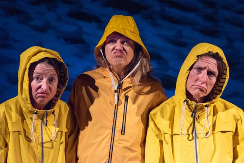 The nationally acclaimed play 'Atlantic Ladies' will return to the event for a second time