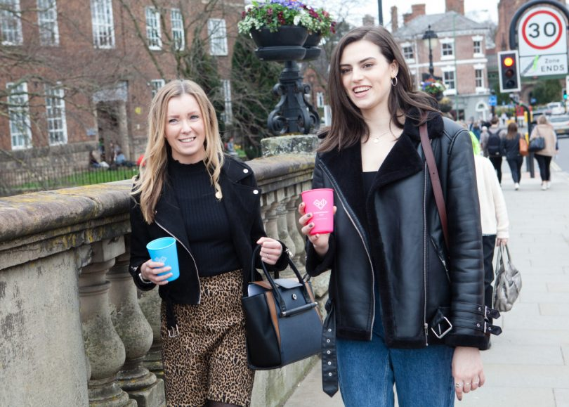 Scheme to tackle coffee cup waste goes live in Shrewsbury