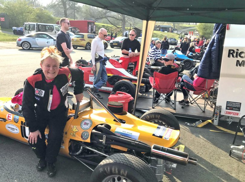 A busy weekend ahead for Loton Park Hill Climb