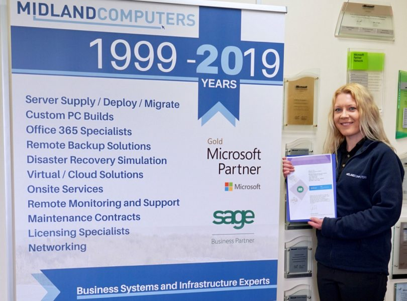 Midland Computers renew as a Microsoft Authorized Education Partner