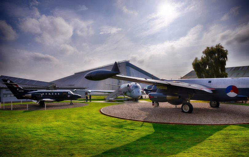 RAF Museum Cosford has seen visitor numbers grow by 20%. Photo: ©Trustees of the Royal Air Force Museum