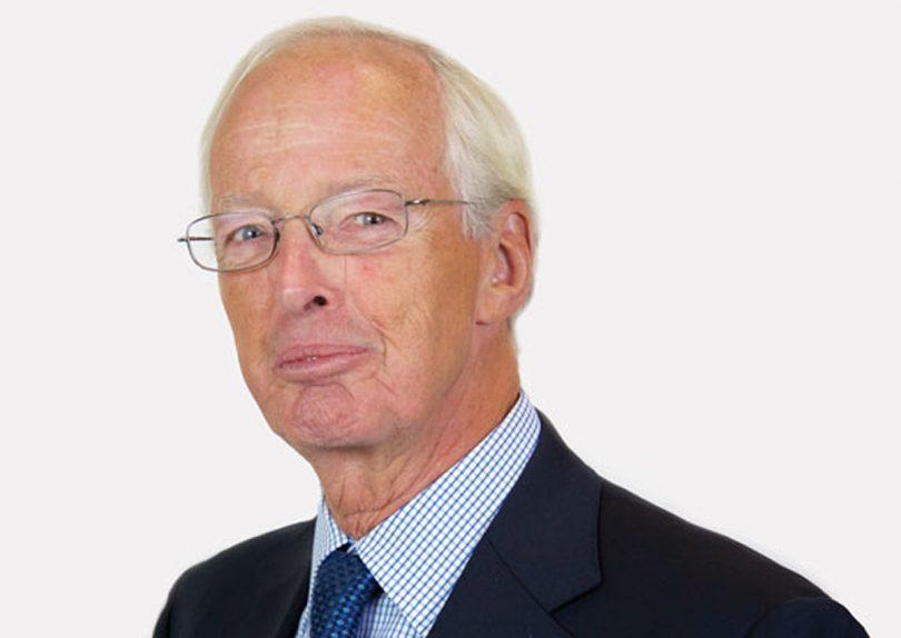 Richard Burbidge, president of Shropshire Horticultural Society