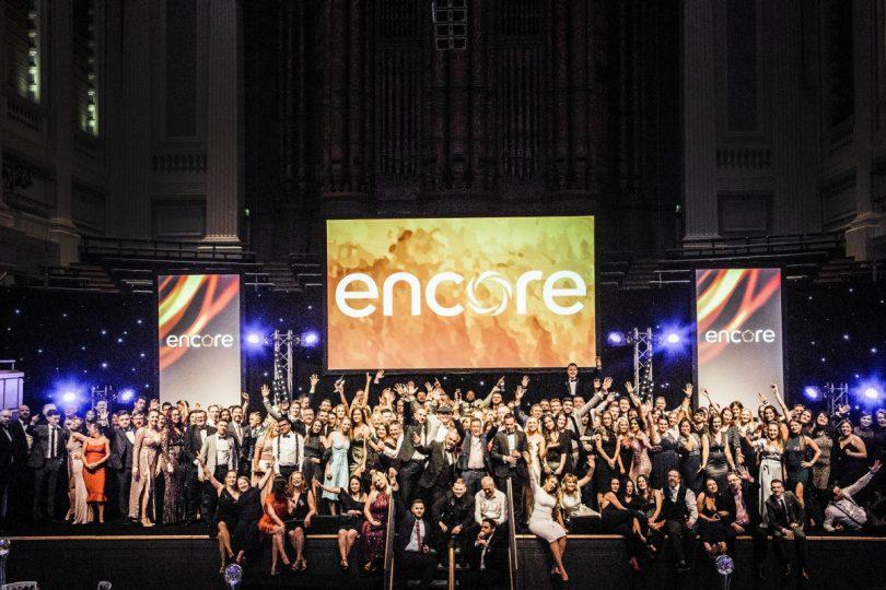 The Encore team