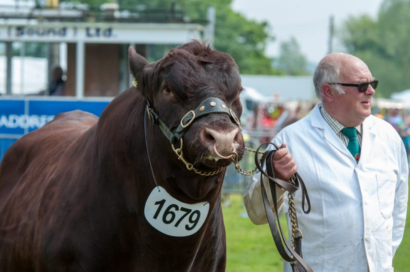 The show celebrates the vital role that the agricultural industry plays in everyone's lives