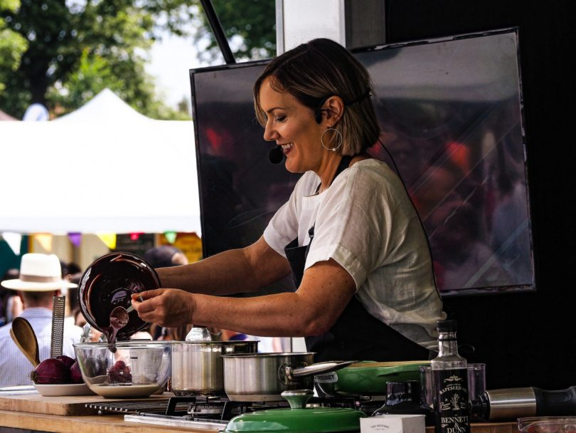 Visitors to Shrewsbury Food Festival will be able to watch demonstrations from food bloggers, top Michelin starred chefs and industry experts