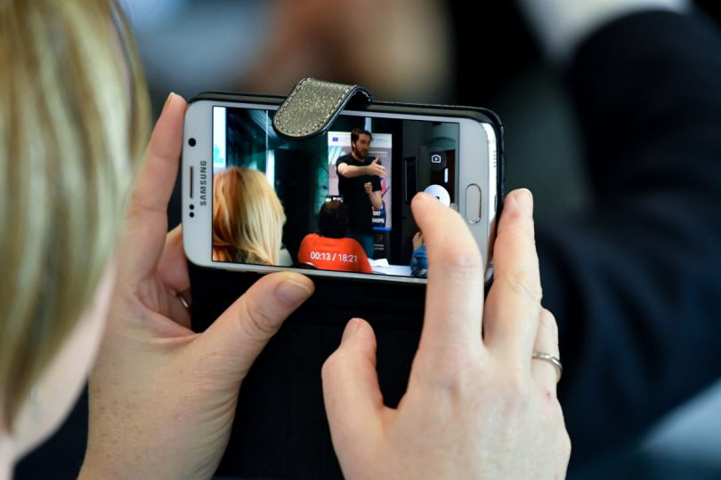 Learn how to capture great video on your phone
