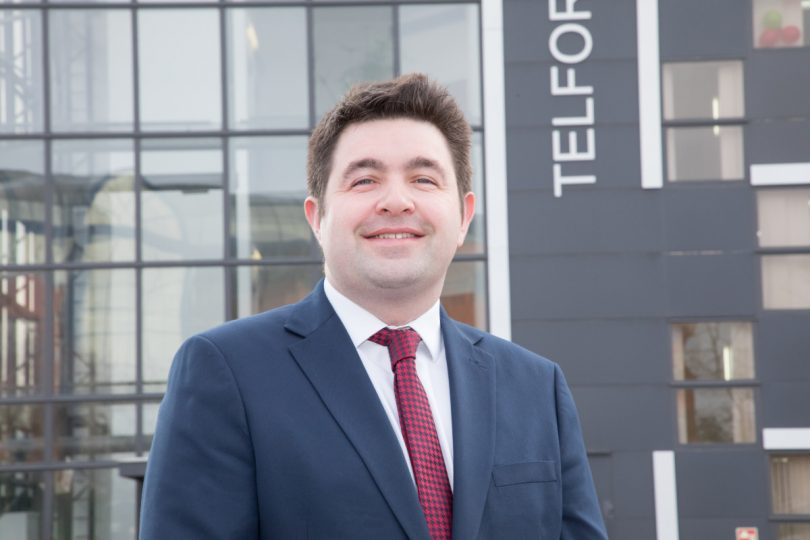 Shaun Davies, Leader of Telford & Wrekin Council