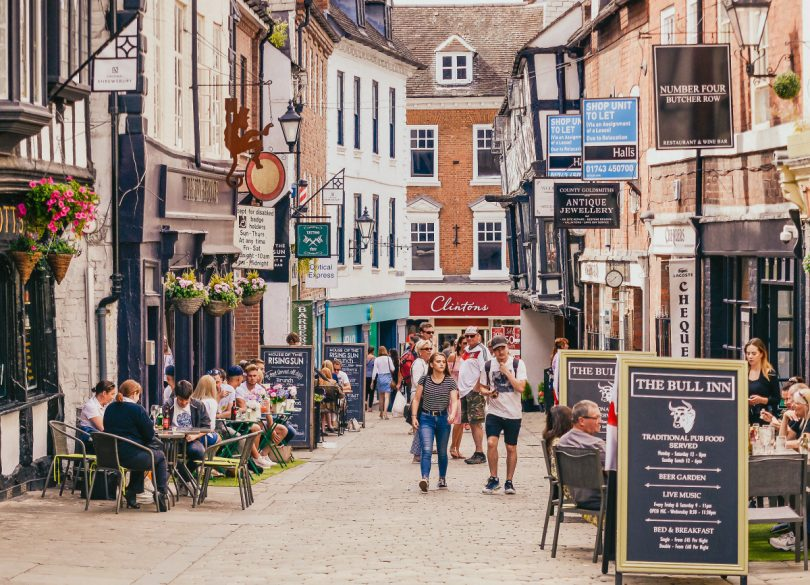 The ambassadors will help visitors make the most of what Shrewsbury has to offer