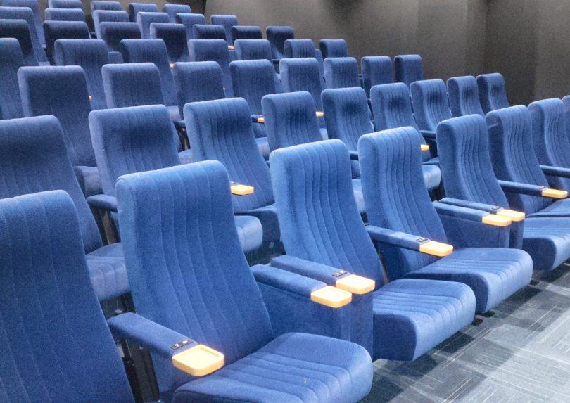 The 63 seater cinema opens this weekend. Photo: Wellington Orbit