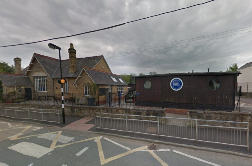 Morda CE Primary School. Photo: Google Street View