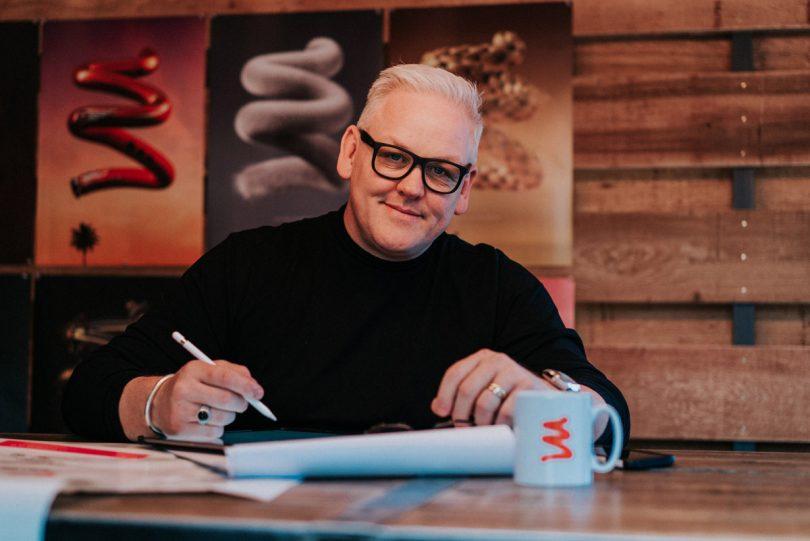 Stuart Perry, Creative Director at M3