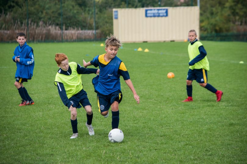 Player Pathway Trials will take place at on the Community Hub Grass Pitch at Montgomery Waters Meadow