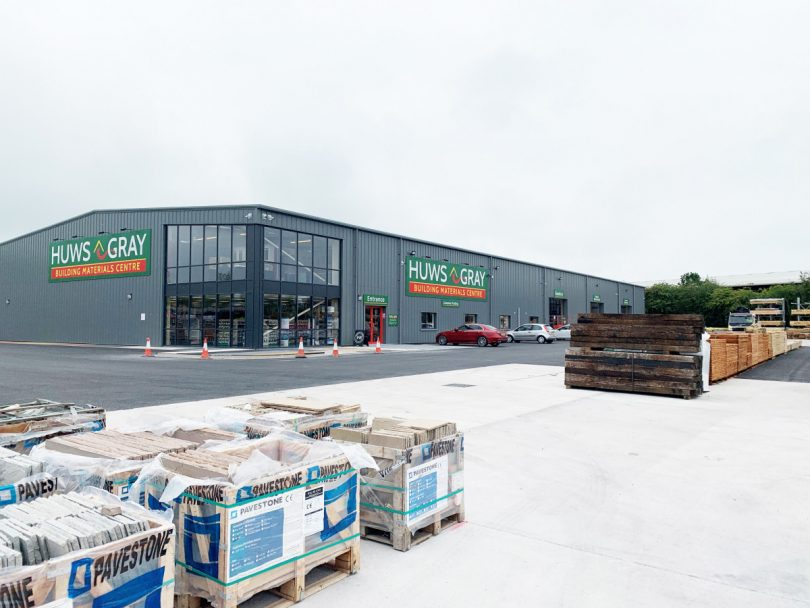 Eight jobs have been created at the new store and there are plans for more in the near future