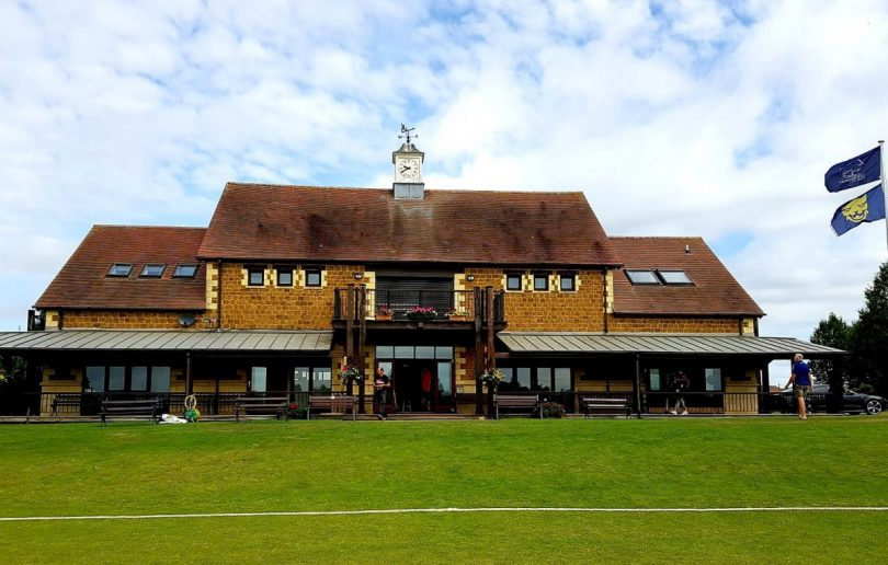 Banbury Cricket Club hosted Shropshire's Unicorns Championship match against Oxfordshire