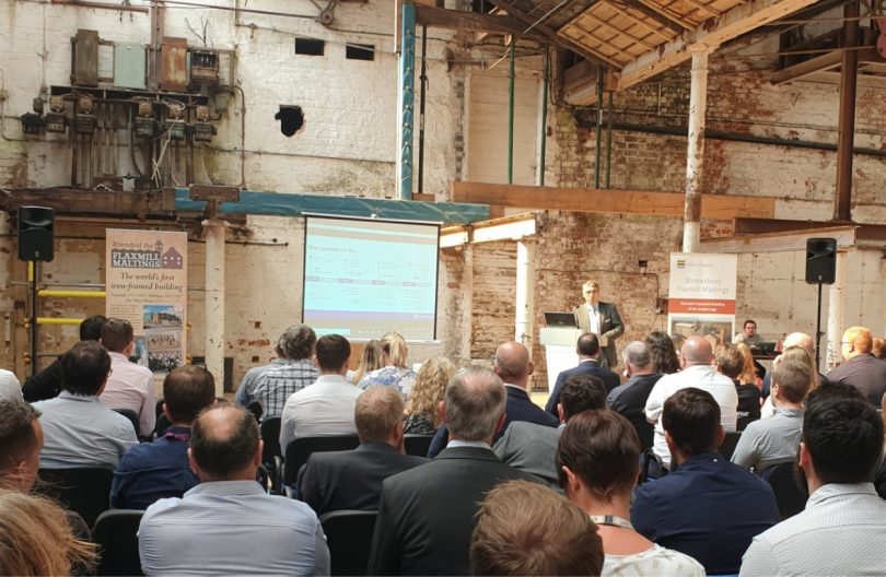 Shropshire construction businesses gather for SCE Meet the Buyer event at Shrewsbury Flaxmill Maltings