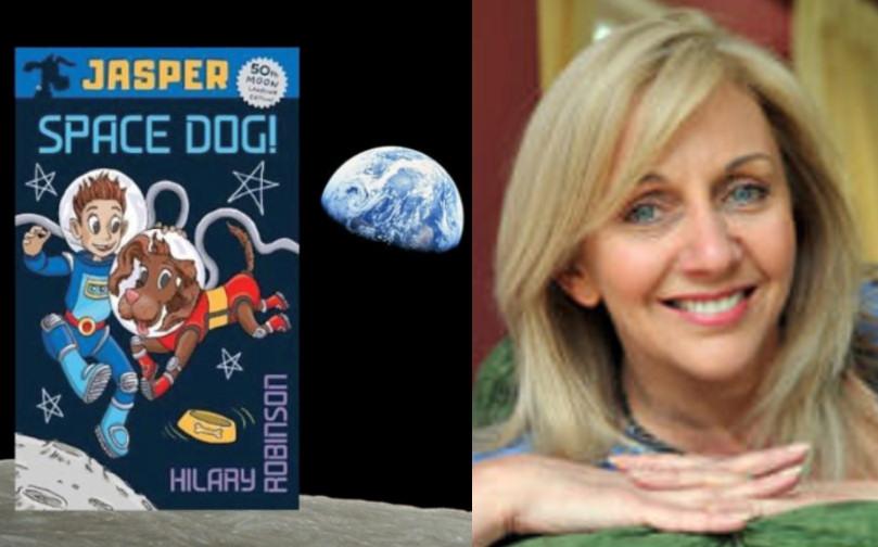 Award-winning author Hilary Robinson