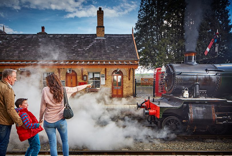 Enjoy a day out at Severn Valley Railway this summer