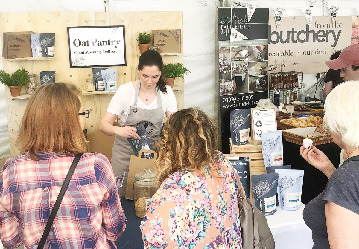 Sell Out Success For Uks First Porridge And Granola