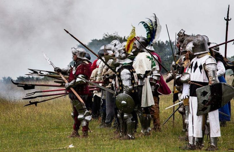 The Battle of Shrewsbury was fought on July 21st 1403