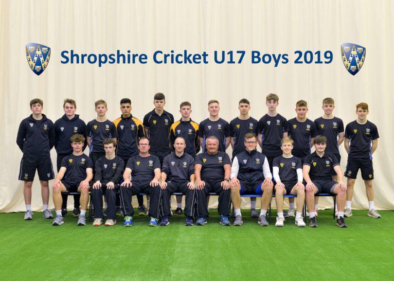 Shropshire Cricket Under 17s