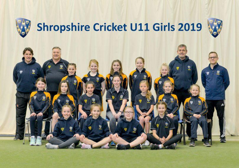 Shropshire Under 17 Girls