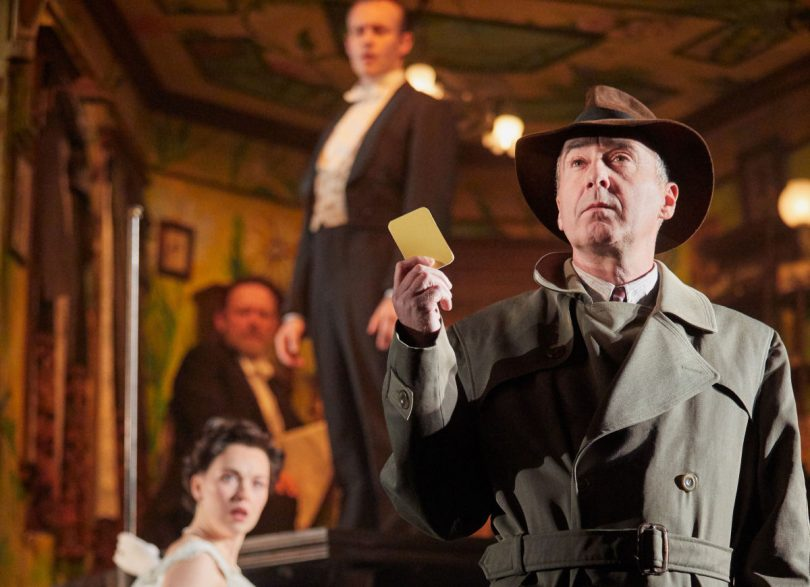 An Inspector Calls is at Theatre Severn this October. Photo: Mark Douet
