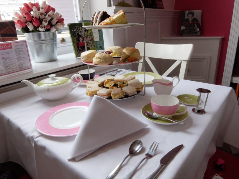 Beatons Tearooms deliver a stylish take on quintessential afternoon tea