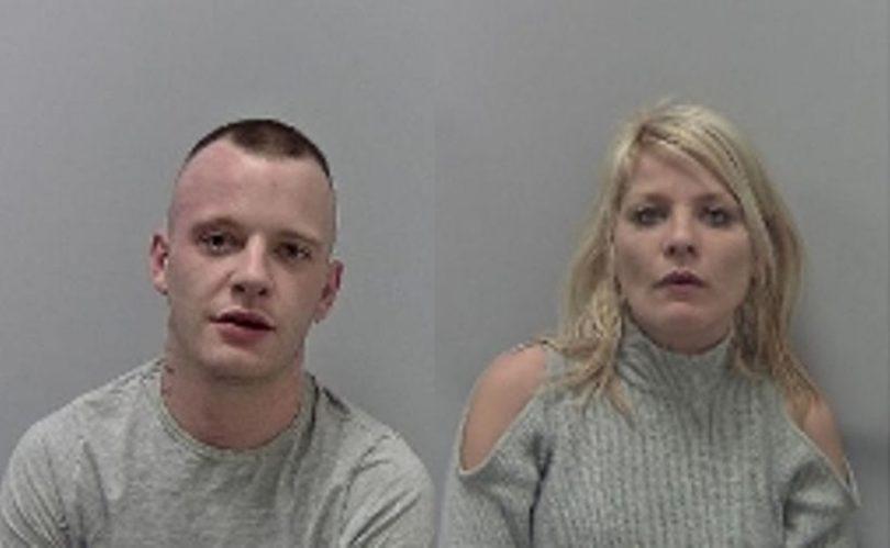 Daniel Luke Jones and Gemma Buxton. Photos: West Mercia Police