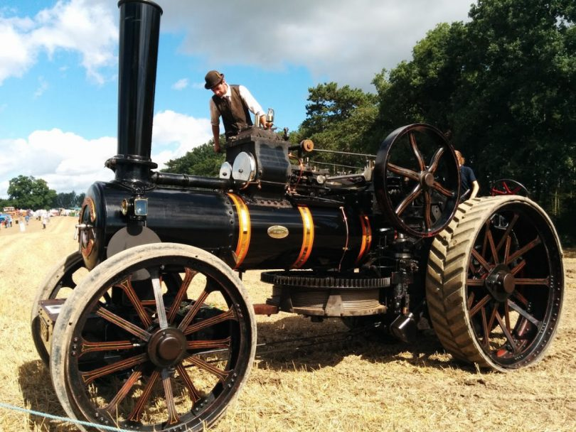 Victorian farming skills and techniques will be on display. Photo: Chris Pritchard