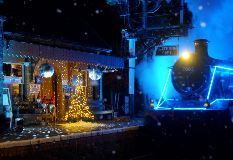 Severn Valley Railway is launching something really exciting from Bridgnorth this Christmas