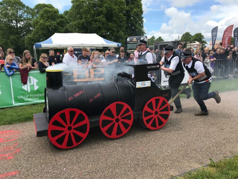 Shrewsbury Wacky Races will return in 2020 alongside three new national Krazy Races events