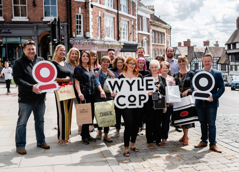 A new campaign will promote independent traders on Wyle Cop