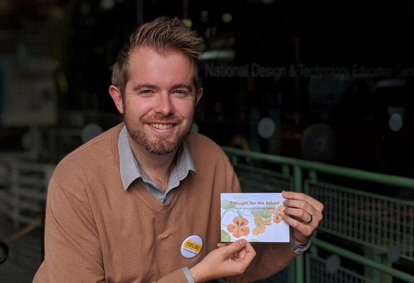 Adam Siviter, Fundraising Manager at Ironbridge Gorge Museum Trust