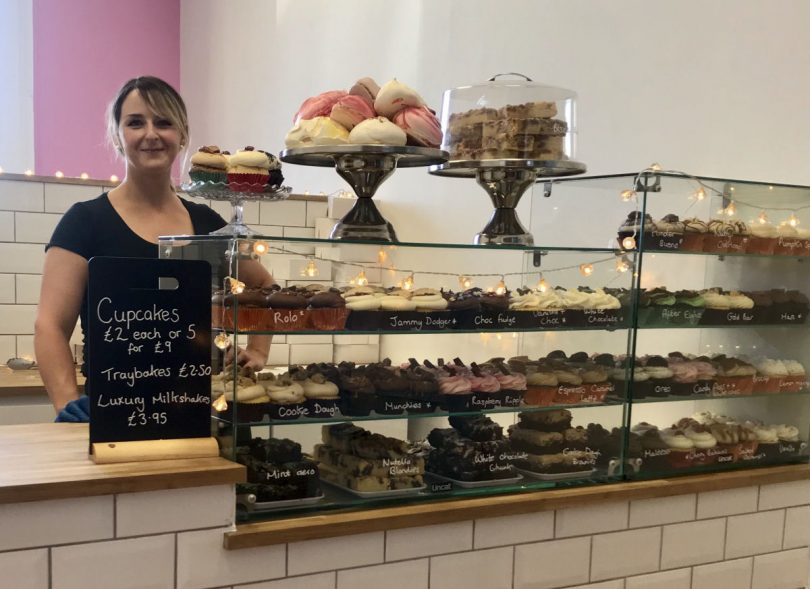 Crystal Owen of Crystal's Cupcakes